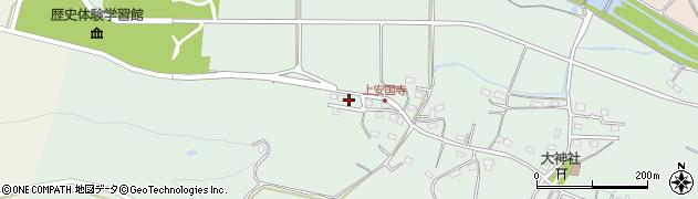 大分県国東市国東町安国寺1536周辺の地図