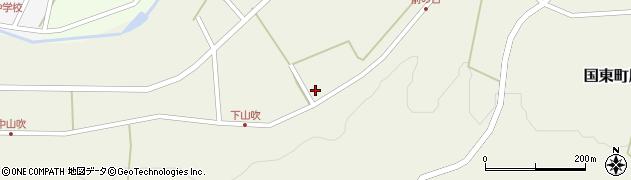 大分県国東市国東町原1939周辺の地図