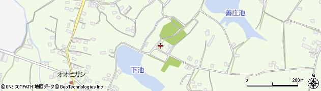 大分県中津市植野1530周辺の地図