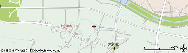 大分県国東市国東町安国寺1334周辺の地図