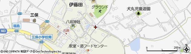 大分県中津市伊藤田3170周辺の地図