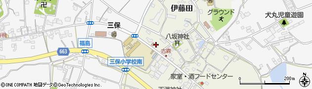 大分県中津市伊藤田3068周辺の地図