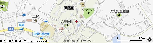 大分県中津市伊藤田3126周辺の地図