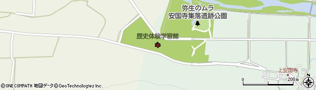 大分県国東市国東町安国寺1639周辺の地図