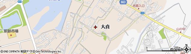 大分県中津市大貞73周辺の地図