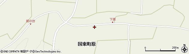 大分県国東市国東町原2345周辺の地図