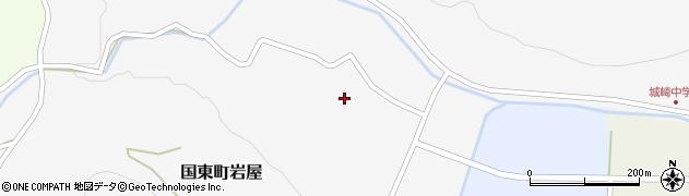 大分県国東市国東町岩屋2184周辺の地図