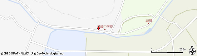 大分県国東市国東町岩屋389周辺の地図