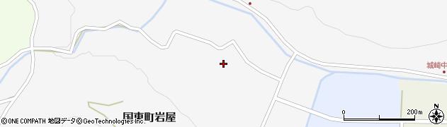 大分県国東市国東町岩屋2183周辺の地図