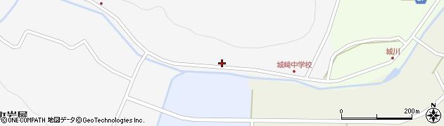 大分県国東市国東町岩屋396周辺の地図