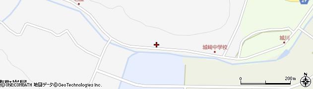 大分県国東市国東町岩屋401周辺の地図