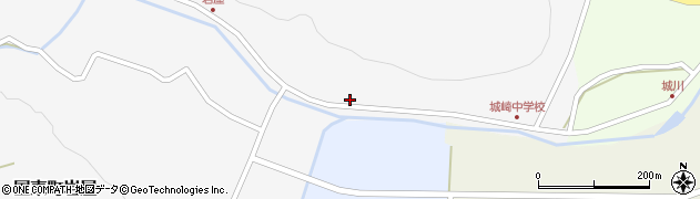 大分県国東市国東町岩屋405周辺の地図