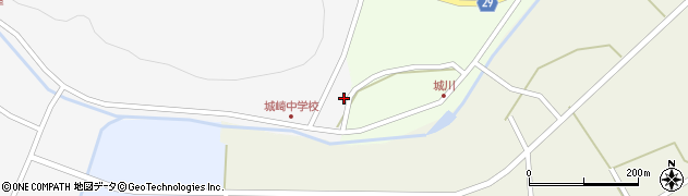 大分県国東市国東町岩屋355周辺の地図