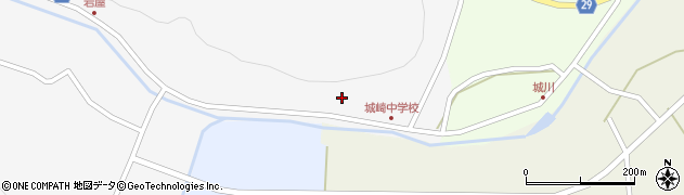 大分県国東市国東町岩屋472周辺の地図