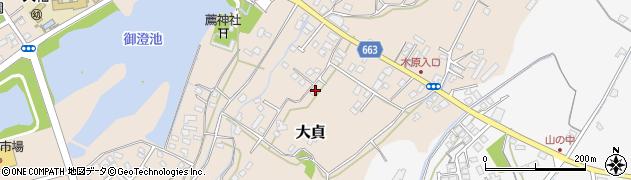 大分県中津市大貞106周辺の地図