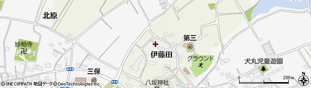 大分県中津市伊藤田3113周辺の地図
