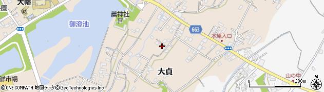 大分県中津市大貞110周辺の地図