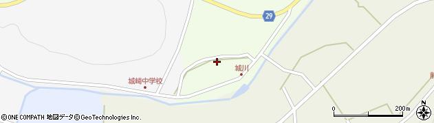 大分県国東市国東町川原周辺の地図