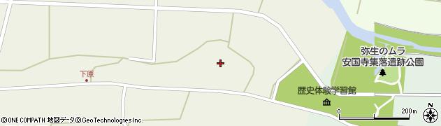 大分県国東市国東町原2942周辺の地図