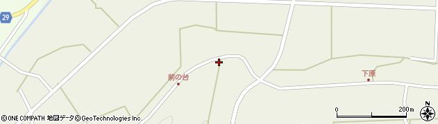 大分県国東市国東町原2122周辺の地図