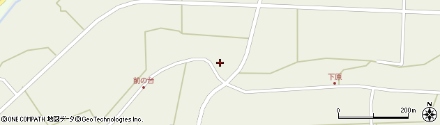 大分県国東市国東町原2268周辺の地図