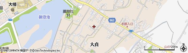 大分県中津市大貞116周辺の地図