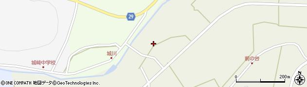 大分県国東市国東町原710周辺の地図