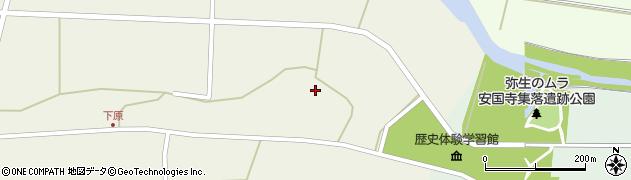 大分県国東市国東町原48周辺の地図