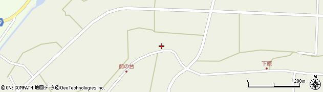 大分県国東市国東町原2095周辺の地図