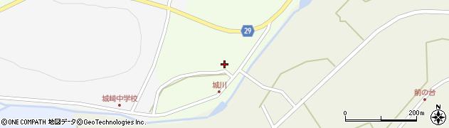 大分県国東市国東町川原78周辺の地図