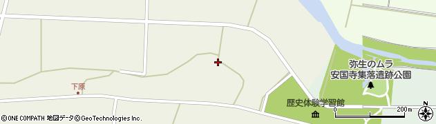 大分県国東市国東町原49周辺の地図