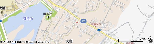 大分県中津市大貞139周辺の地図