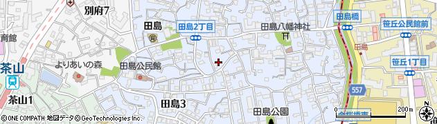 有限会社クリア・ウインドー・サービス周辺の地図