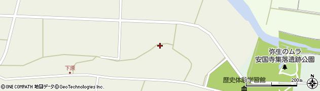 大分県国東市国東町原60周辺の地図