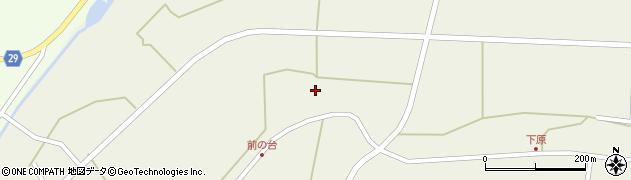 大分県国東市国東町原2085周辺の地図