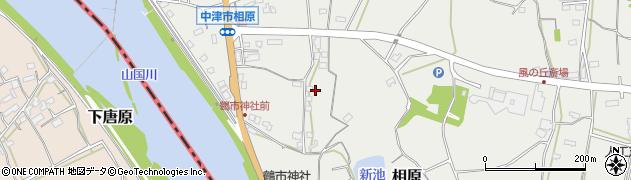 大分県中津市相原3431周辺の地図