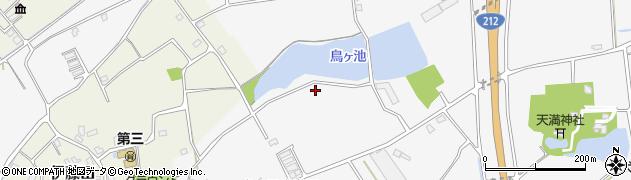 大分県中津市犬丸2167周辺の地図