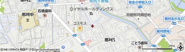 合気道祥平塾本部道場周辺の地図