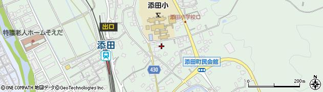 知恩寺周辺の地図