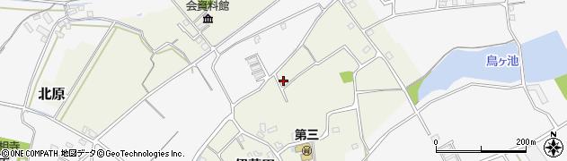 大分県中津市伊藤田2909周辺の地図