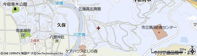 福岡県福岡市西区今宿青木390周辺の地図