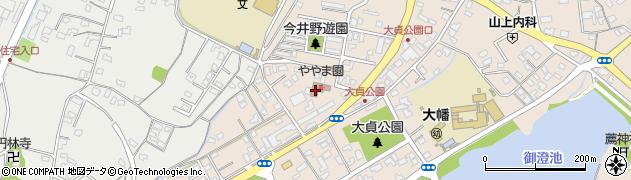 大分県中津市大貞312周辺の地図