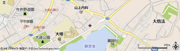 大分県中津市大貞229周辺の地図