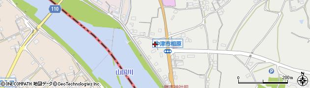 大分県中津市相原3272周辺の地図