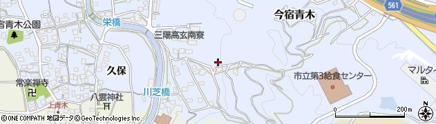 福岡県福岡市西区今宿青木399周辺の地図