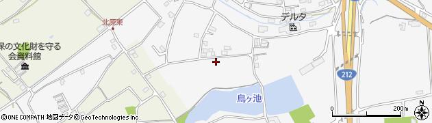 大分県中津市犬丸2251周辺の地図