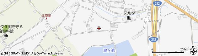 大分県中津市犬丸2291周辺の地図