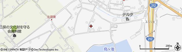 大分県中津市犬丸2266周辺の地図