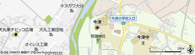大分県中津市植野1371周辺の地図
