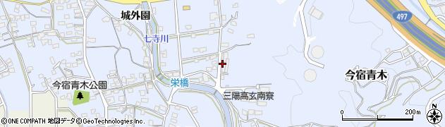 福岡県福岡市西区今宿青木441周辺の地図